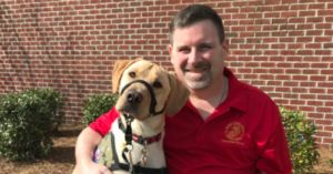 You Helped An Injured Veteran And A Stray Turned Service Dog Find Each Other