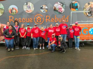 Rescue Rebuild and Nashville Humane Association Team Up To Help Neighboring Shelter