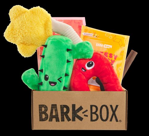 """Get Your Licks On Snoot 66 With August's """"Highway To Howl"""" BarkBox Collection"""