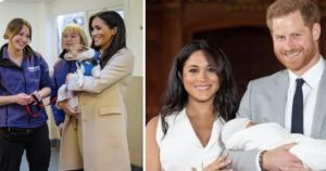 Meghan Markle Sponsors A Dog Kennel In Her Son's Name