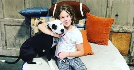 Outdated Breed Laws Leave Family With A Heartbreaking Choice: Their Dog Or Their Home