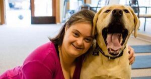Dogs Are The Unsung Heroes Of The Special Olympics