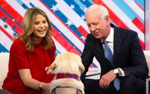 Service Dog Sully Meets Hero Pilot Captain Sully