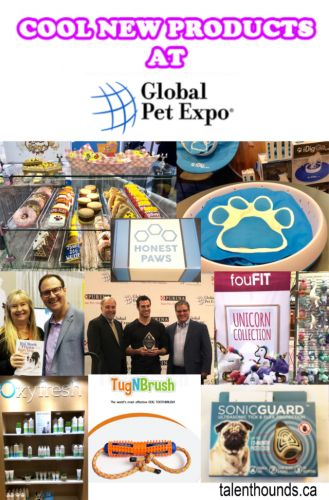 Cool New Products at Global Pet Expo 2019