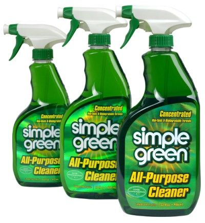 Simple Green is Fantastic for Cleaning Pet Stains and Eliminating Pet Odors