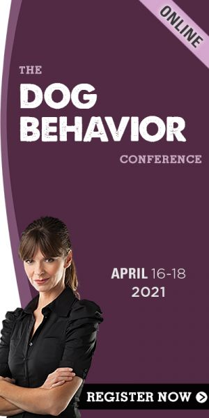 2021 Dog Behavior Conference Announced