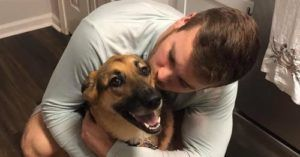 "Ball Player's Shocking Post Calls Rescue Dog ""Too Much To Handle"""