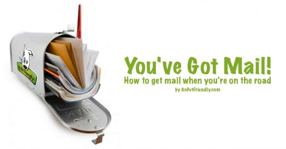 You've Got Mail! - How RVers Get Mail