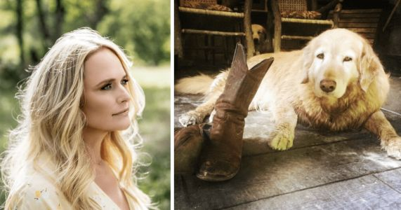Miranda Lambert Plants Beautiful Tree As Tribute To Her Late Dog