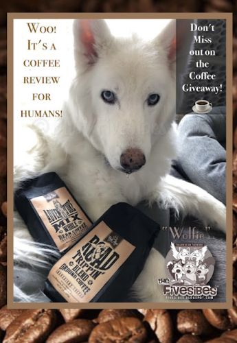 Newsy Tuesday: Happiness is a Mug of First Paw Coffee and a Coffee Giveaway!