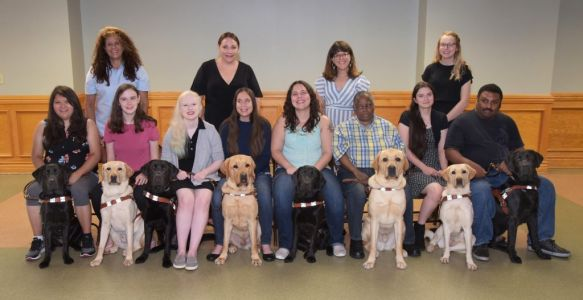 July 2019 Graduating Class