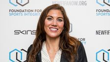 Soccer Star Hope Solo's Dog Conan Dies After Being Shot