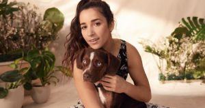 Aly Raisman's Dog Has Been Missing Since 4th Of July Fireworks