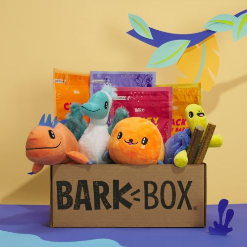 """Explore Island Wildlife With The """"Galapagos: Tails Of The Tropics"""" BarkBox Collection"""