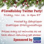 RSVP for CevaHoliday Twitter Party!