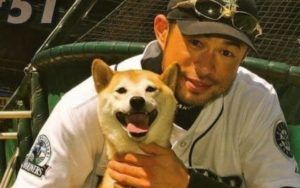 Retiring Baseball Player Thanks His Dog for His Support!