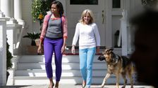 Who Lets The Dogs Out In The White House?