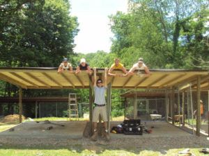 Rescue Rebuild Fixes Fire-Damaged Shelter and Makes It Even Better Than Before!