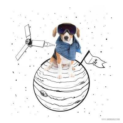 Dogs Can Grow Up To Be Anything They Want, Thanks To This Imaginative Illustrator