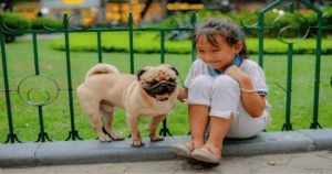 Want To Raise Your Kids Right? Study Says, Get A Dog!