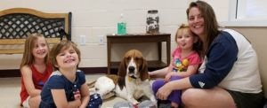 Once Unwanted, Pup Becomes a Hero When He Saves Little Girls From Kidnapper
