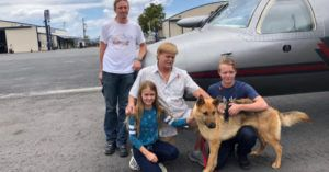 Two Years After Being Stolen, Pup Makes 2,000 Mile Journey Home to His Family