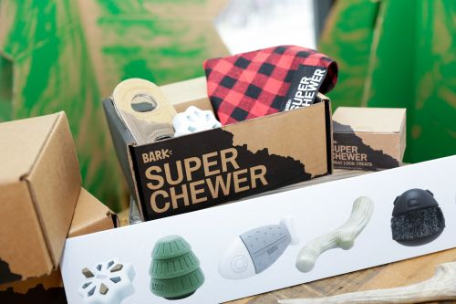 SPOILERS: Here's What You Get When An Industrial Toy Designer Creates The Winter Wild Super Chewer Box