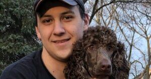 Make-A-Wish Helps Teen's Pooch Become A Therapy Dog For Sick Kids